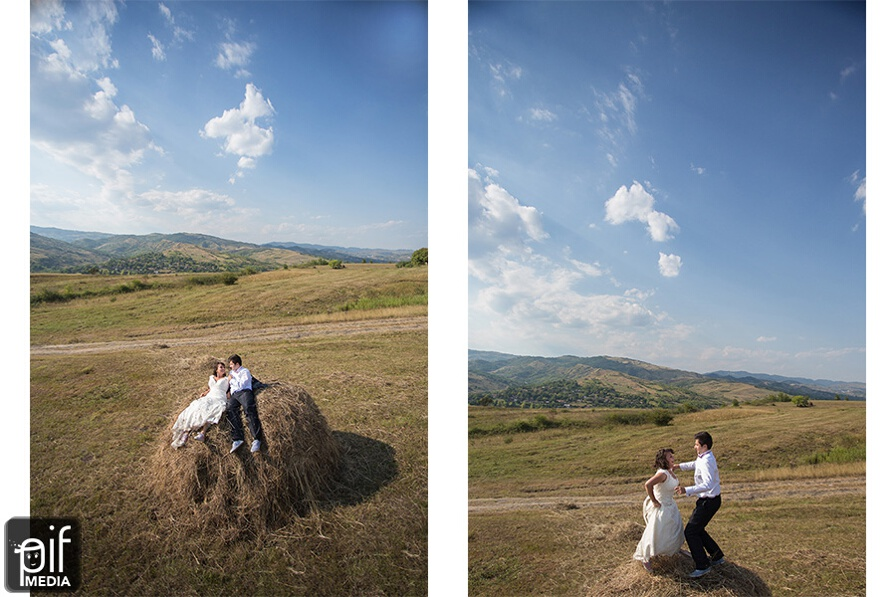 Trash the Dress Andreea si Alexandru 12