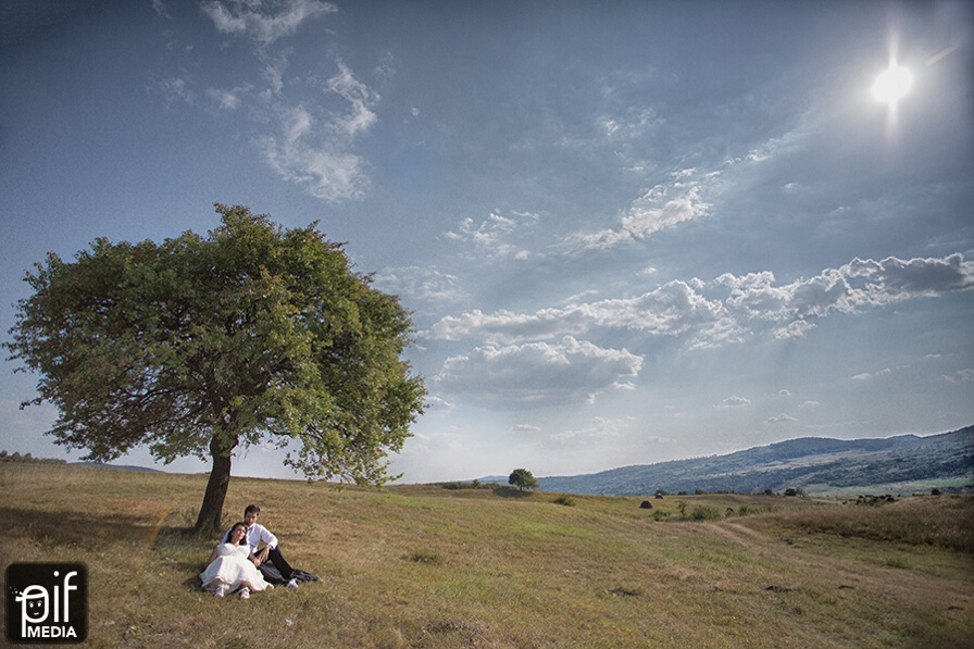 Trash the Dress Andreea si Alexandru 14