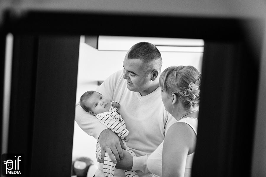 Fotografii de la botezul Mariei 12