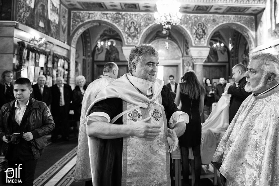 Fotografii de la botezul Mariei 31
