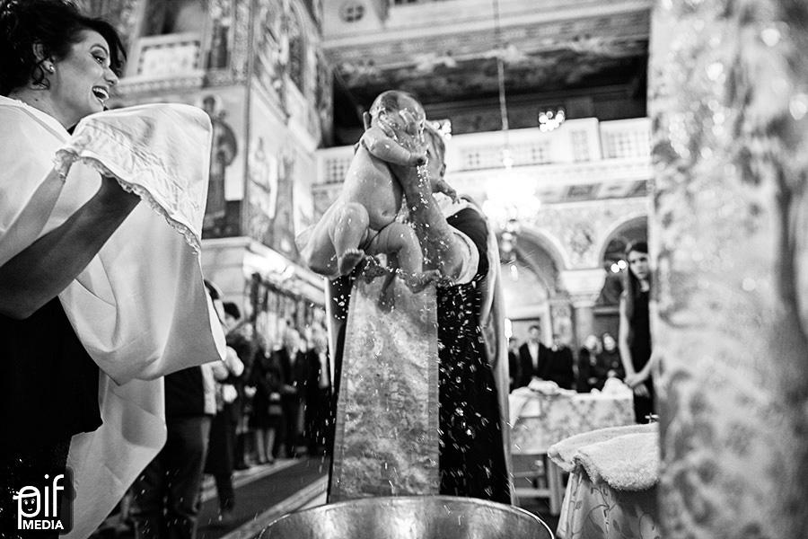Fotografii de la botezul Mariei 32