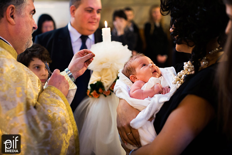 Fotografii de la botezul Mariei 33