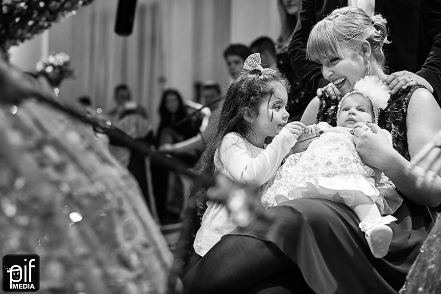 Fotografii de la botezul Mariei 52