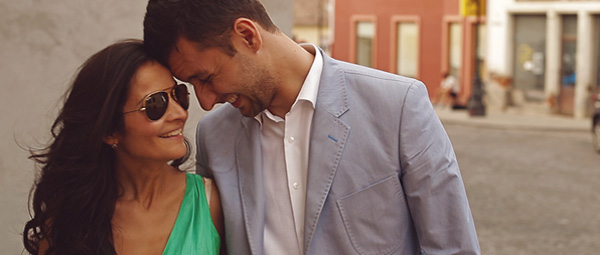 frame din filmare nunta raluca si bogdan