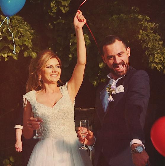 Nunta din padure...Dana & Bodi
