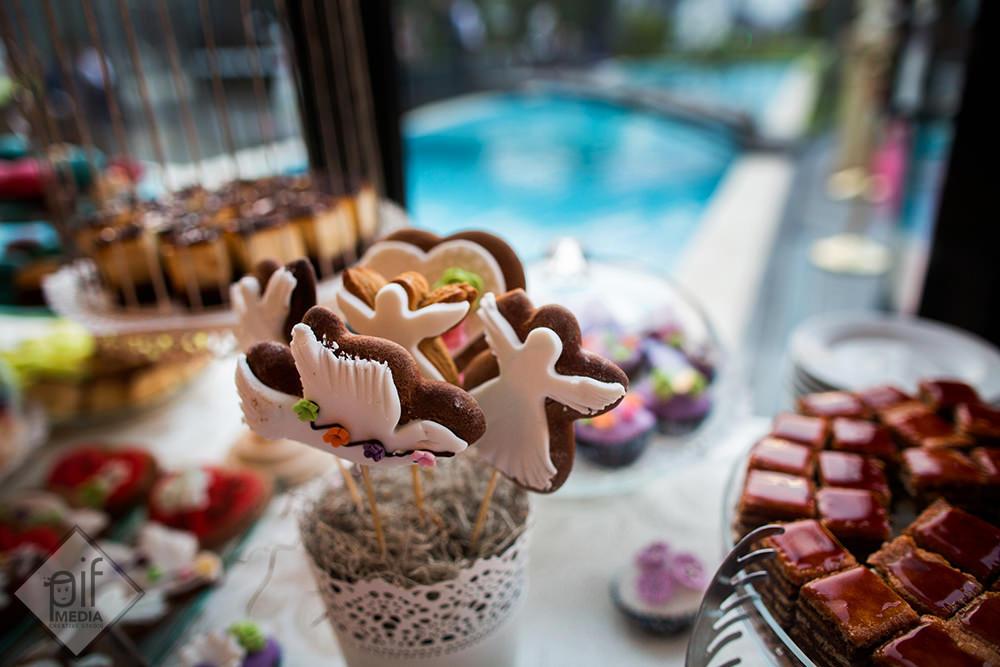candy bar de la aristocrat events garden