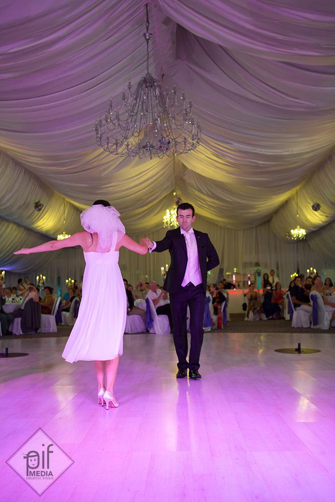 dansul de deschidere al nuntii gaspard si alexandra