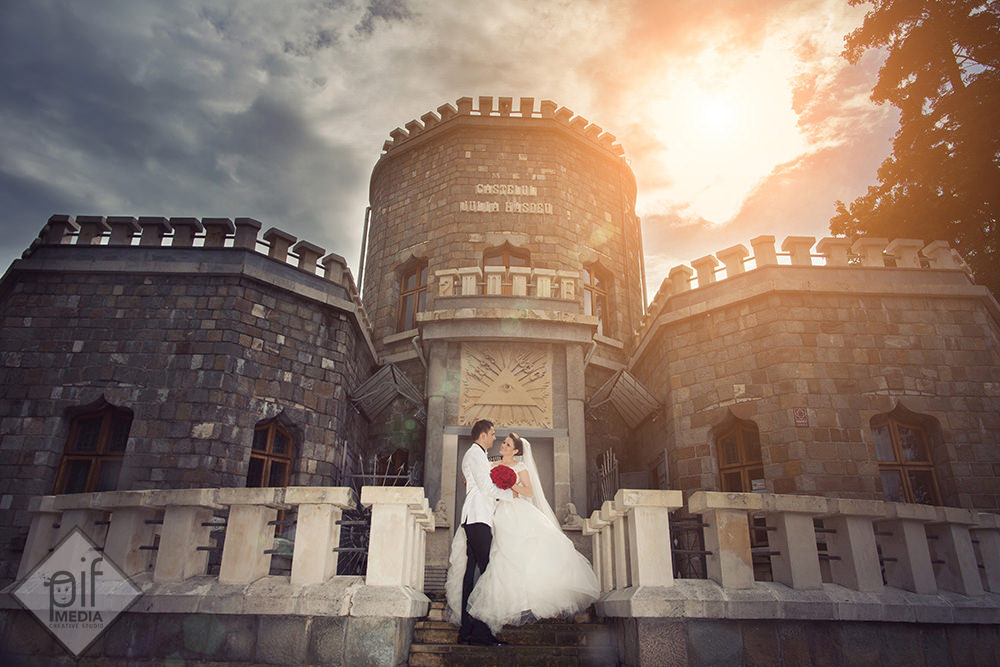 fotografii nunta la castel iulia hasdeu