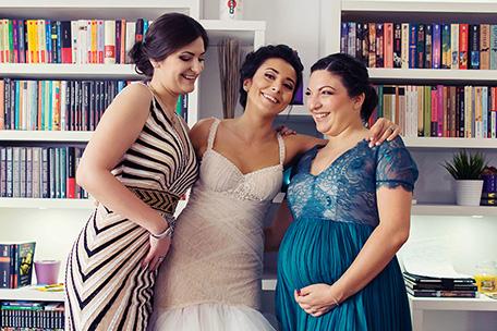 portrete de familie fotografii de grup la nunta