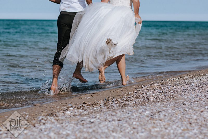 mirii cristina si alin la sesiune trash the dress in bulgaria