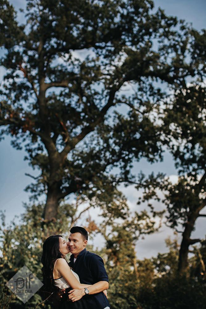 sesiune foto inainte de nunta cu alina si dan
